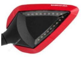 Barracuda D-Version Insert Red