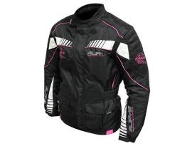 Rjays Eagle Black White Pink Jacket- Youth