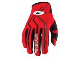 Oneal 2018 Element Red Gloves - Youth