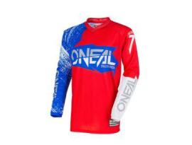 Oneal 2018 Element Burnout Red White Blue Jersey