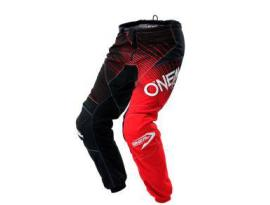 Oneal 2018 Element Racewear Black Red Pants
