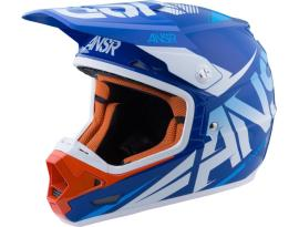 Answer Evolve 3 Blue/Cyan Helmet 2017 - Adult