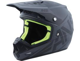 Answer Evolve 3 Grey/Black Helmet 2017 - Adult