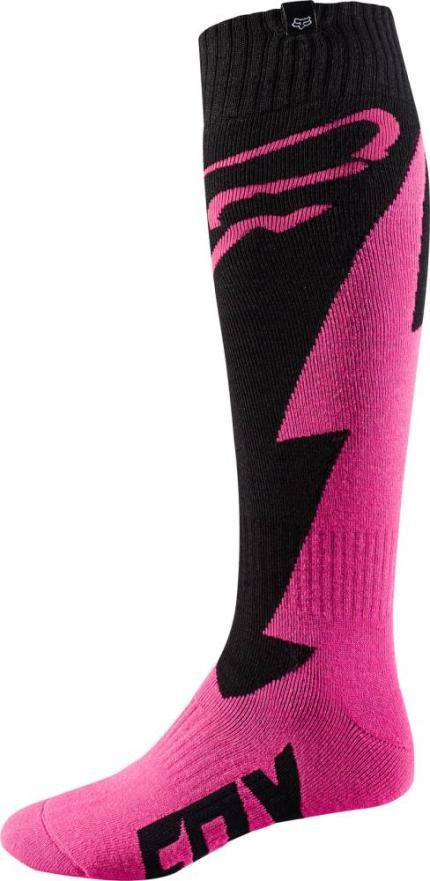 Fox 2018 FRI Thick Mastar Black Socks