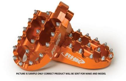 RHK Footpegs for KTM SXF