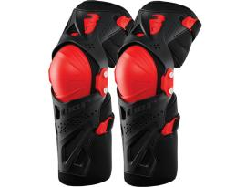 Thor 2017 Force XP Knee Guards - Red