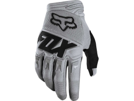 Fox 2020 Dirtpaw Race Grey Gloves
