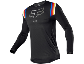 Fox 2020 Flexair Vlar Black Jersey