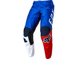 Fox 2020 180 Limited Edition Lovl Blue and Red Pants