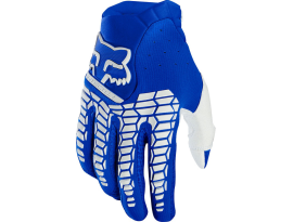 Fox 2020 Pawtector Blue Gloves