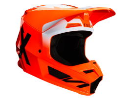 Fox 2020 V1 Werd Flo Orange Helmet