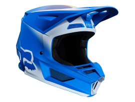 Fox 2020 V2 Vlar Blue Helmet