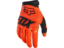 Fox 2020 Youth Dirtpaw Race Flo Orange Gloves
