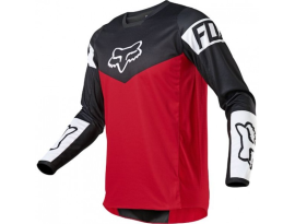 Fox 2021 Youth 180 Revn Red Jersey