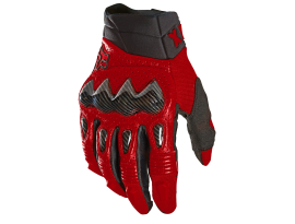 Fox 2021 Bomber Red Gloves