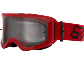 Fox 2021 Youth Main Stray Red Goggles