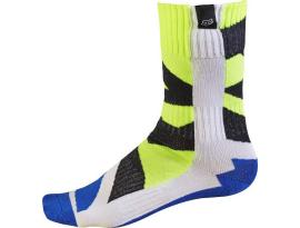 2017 Youth Creo Socks - White/Yellow