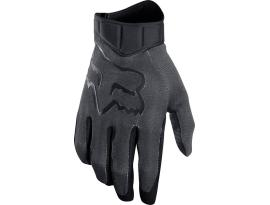 Fox 2018 Airline Race Black Charcoal Gloves