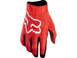 Fox 2018 Airline Race Red Gloves