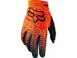 Fox 2018 Womens Dirtpaw Grey Orange Gloves
