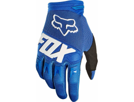 Fox 2018 Dirtpaw Race Blue Gloves