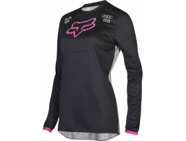 Fox 2019 Youth 180 Mata Black Pink Jersey