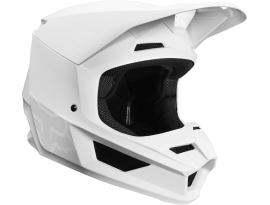 Fox 2019 V1 Matte White Helmet