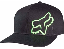 Fox Flex 45 FF Black Green Hat
