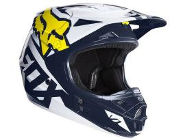 Fox V1 Special Edition Race Helmet 2016