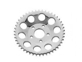 Zodiac Sprocket 51T FXR Deep Dish - Chrome