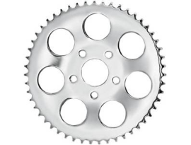 Zodiac Sprocket 48T FXR Deep Dish - Chrome