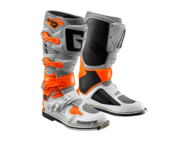 Gaerne SG-12 Orange Grey White Boots