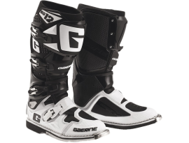 Gaerne SG-12 Black and White Boots