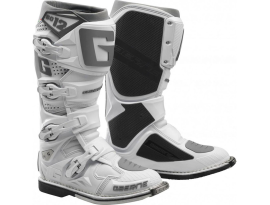 Gaerne SG-12 White and Grey LTD  Boots