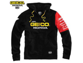 100% Geico Honda Factory Fleece