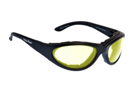 Ugly Fish Ultimate Goggles - Matte Black Yellow