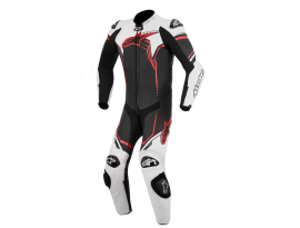 Alpinestars GP Plus 1Pce Black White Red Suit