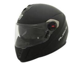Rjays GP4 with Twin Sheild System Matt Black Helmet