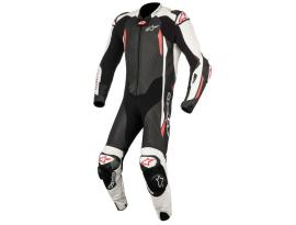 Alpinestars Tech V2 1 Piece Black Red Suit
