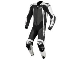 Alpinestars Tech V2 1 Piece Black White Suit