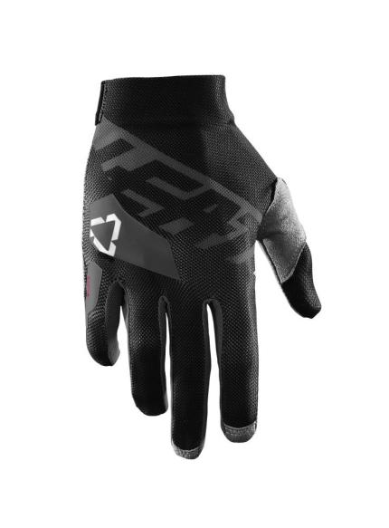 Leatt 2017 GPX 2.5 X-Flow Black Grey Gloves