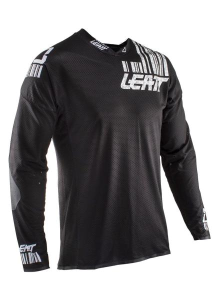 Leatt 2020 GPX 5.5 Ultraweld Black Jersey