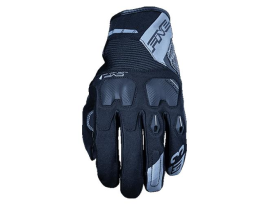 Five GT-3 Black Gloves