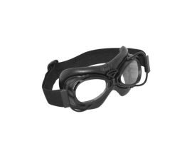 Highway Hawk Black Dakota Goggles