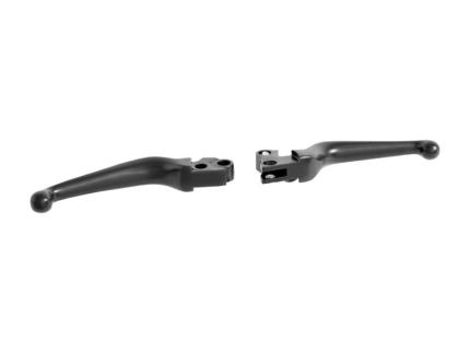 Highway Hawk Wide Black Blade Lever Set