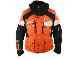 Leatt Jacket GPX W.E.C Orange Black