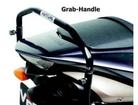 Ventura Grab Handle Black