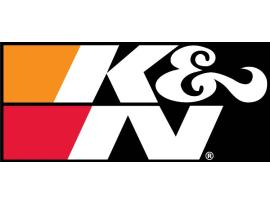 K&N Twin Cam Air Filter Assembly