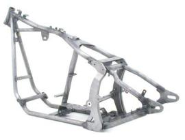 "Kraftech Frame - Softail 180 1.25"" Diameter, 38 Degree Rake, 2"" Stretch with Swingarm"