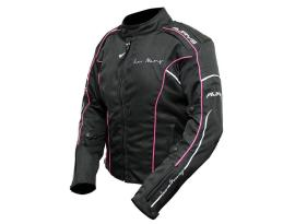 Rjays Lemans 3 Ladies Black Pink Jacket